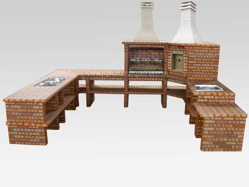 Manufacturer Of Barbecues Grill Portuguese Masonry