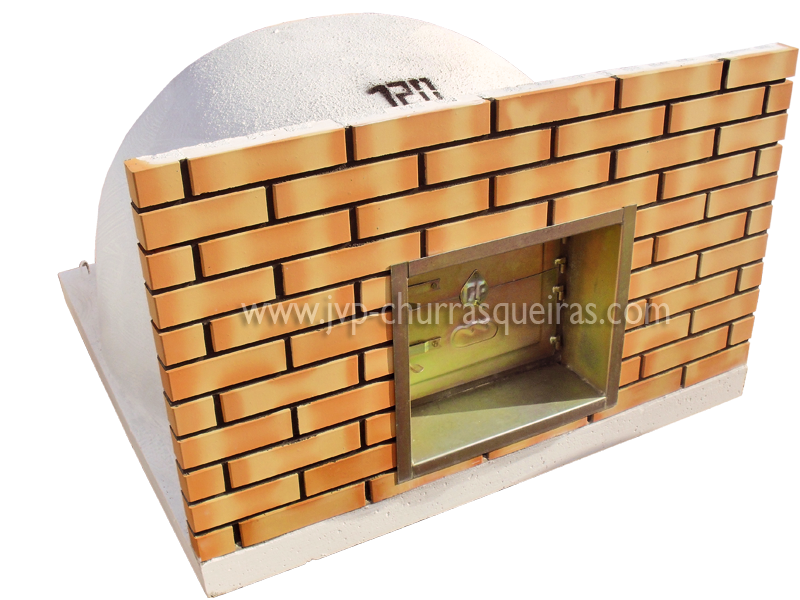 Brick Ovens 518, Barbecue and Pizza Oven, Manufacture Garden Brick Barbecue Grill, Brick ovens, manufacturers, ovens manufacturer, brick ovens