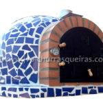 Forno Mosaico, Fornos revestidos a Azulejos, Fornos a lenha, Fornos isolados, Fornos especiais, Fabricados em Portugal